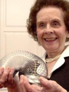 Slinky's Mom Betty James